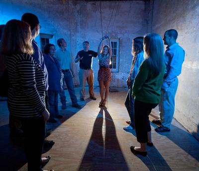 Haunted Jail Tour - Charleston, SC