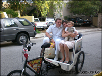 Charleston Rickshaw Co