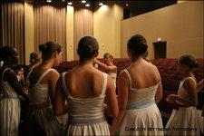 Kristine Wilcox Rehearsal
