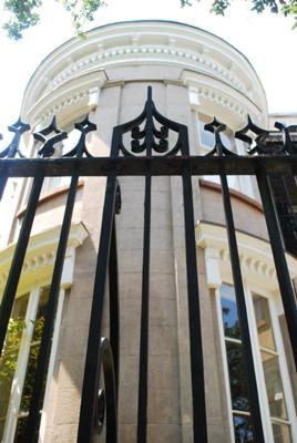 Just one example of Charleston's historic homes