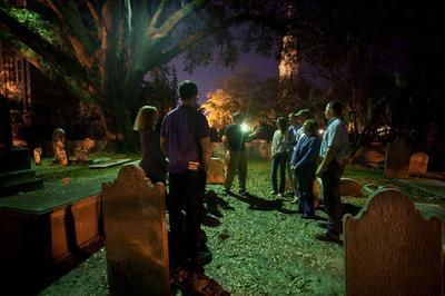 Charleston Ghost & Graveyard Tour