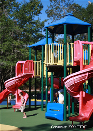 James Island County Park Playground